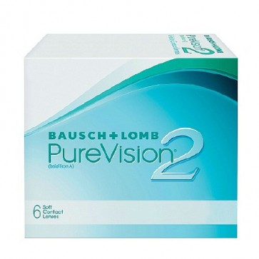 Bausch and Lomb Pure Vision 2 HD Contact Lenses