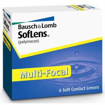 Bausch & Lomb Soflens Multifocal Contact Lenses