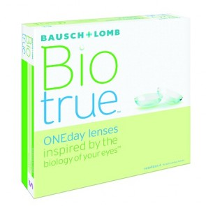 Bausch & Lomb Biotrue One Day Contact Lenses