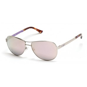 Candies Ca1018 Sunglasses-08Z-Shiny Gumetal-Gradient
