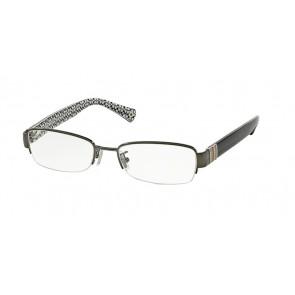 Coach 0HC5027B Cecily Eyeglasses Dark Silver/Black