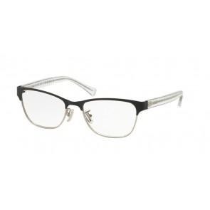 Coach 0HC5067 Eyeglasses Satin Black Silver/Crystal-9233