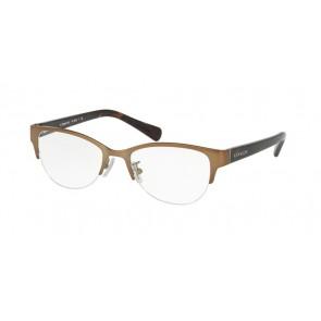 Coach 0HC5078 Eyeglasses Satin Sand/ Dark Tortoise