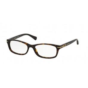 Coach 0HC6054 Elise Eyeglasses Dark Tortoise