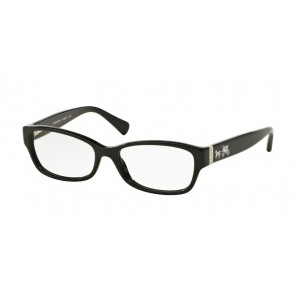 Coach 0HC6078 Eyeglasses Black-5002