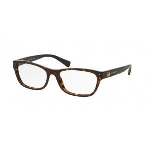 Coach 0HC6082F Eyeglasses Dark Tortoise/Black-5244