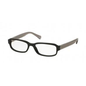 Coach 0HC6083F Eyeglasses Black/Dark Grey Crystal-5354