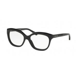 Coach 0HC6096F Eyeglasses Black-5002