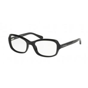 Coach 0HC6097F Eyeglasses Black-5002