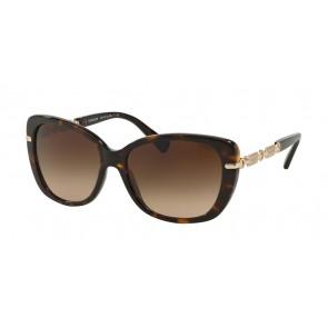 Coach 0HC8131F - L552 Sunglasses Dark Tortoise/Light Gold-528113