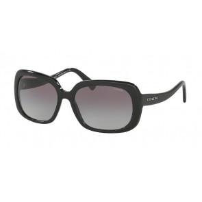 Coach 0HC8178 - L1591 Sunglasses Black-500211