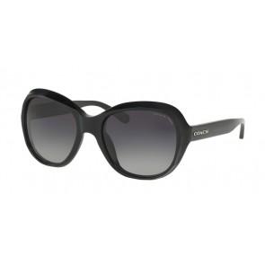 Coach 0HC8197F Sunglasses Black