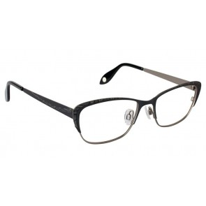 Fysh 3538 Eyeglasses-Grey
