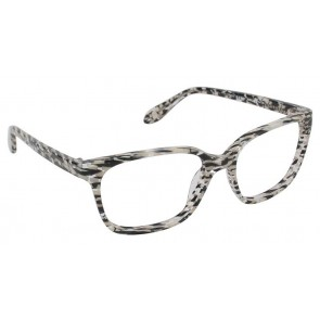 Fysh 3551 Eyeglasses-Black Marble