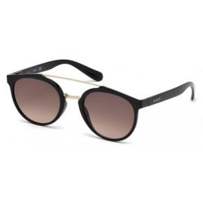 Guess Gu6890 Sunglasses-01B-Shiny Black-Gradient Smoke