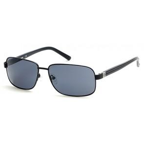 Harley Davidson HD0908XSunglasses 02A - Matte Black / Smoke
