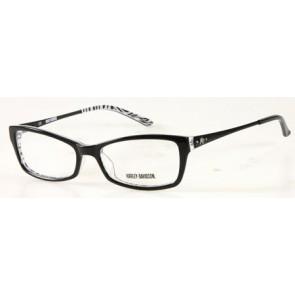 Harley Davidson HD0509 (HD 509) Eyeglasses - B84 Black