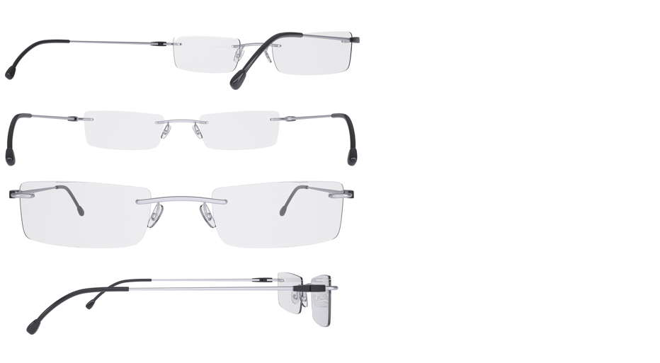 Womens Rimless Eyeglasses from Theyedoctor.com