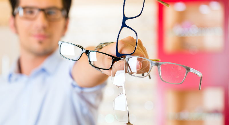 eyeglass frames from theyedoctor.com
