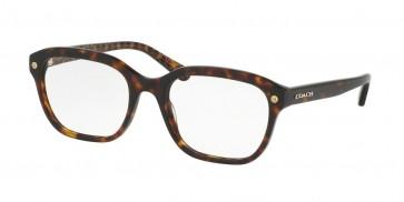Coach 0HC6094 Eyeglasses Dark Tort/Dark Tort Gold Sig C-5394