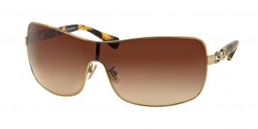 Coach 0HC7046 - L093 CORT Sunglasses Gold/Tokyo Tortoise