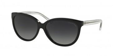 Coach 0HC8153 - L135 Sunglasses Black Glitter/Crystal
