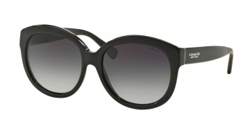 Coach 0HC8159 - L144 Sunglasses Black-500211
