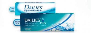 Ciba Dailies Aqua Comfort Plus Contact Lenses