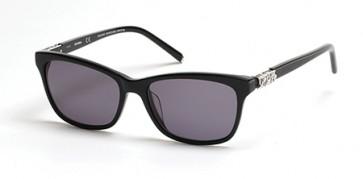 Harley Davidson HD0305XSunglasses - 01A - Shiny Black / Smoke
