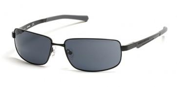 Harley Davidson HD0911XSunglasses 02C - Matte Black / Smoke Mirror
