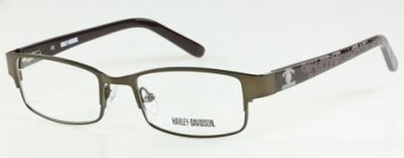 Harley Davidson HD0104T (HDT 104)Eyeglasses - D96 (Brown)