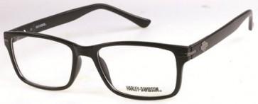 Harley Davidson HD0496 (HD 496) Eyeglasses - B84 Black