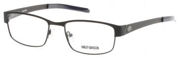 Harley Davidson HD0721 (HD 721) Eyeglasses - B84 Black