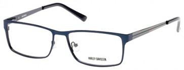 Marcolin Harley Davidson HD0722 (HD 722) Eyeglasses - M26 Navy