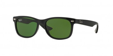 Ray-Ban 0Rj9052S Sunglasses-Shiny Black-100/2