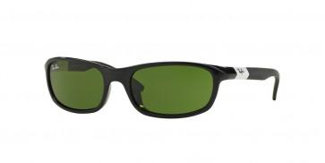 Ray-Ban 0Rj9056S Sunglasses-Shiny Black-187/2