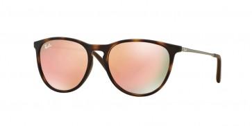 Ray-Ban 0Rj9060S Sunglasses-Havana Rubber-70062Y
