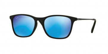 Ray-Ban 0Rj9061S Sunglasses-Rubber Black-700555