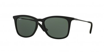 Ray-Ban 0Rj9063S Sunglasses-Rubber Black-700571