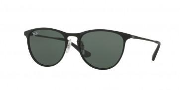 Ray-Ban 0Rj9538S Sunglasses-Rubber Silver-Black-251/71