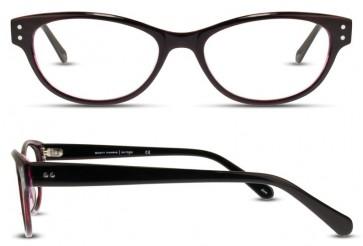 Scott Harris Sh307 Eyeglasses-Wine-Black