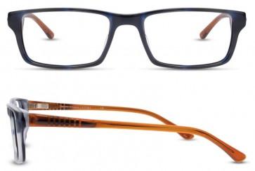 Scott Harris Sh311 Eyeglasses-Slate-Ginger