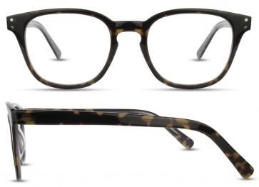 Scott Harris Sh326 Eyeglasses-Dark Tortoise-Smoke