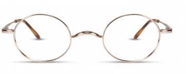 Scott Harris Sh-Vin-17 Eyeglasses-Gold 1