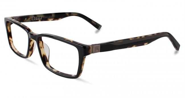 43262ce3750 John Varvatos V364 Uf Eyeglasses-Black Tortoise
