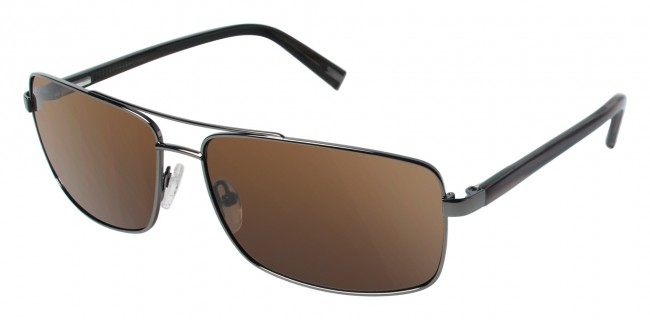 f11efdf378b Ted Baker B608 Sunglasses-Gunmetal