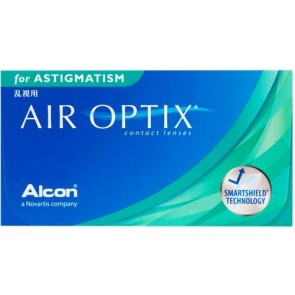 AIR OPTIX® for Astigmatism Contact Lenses