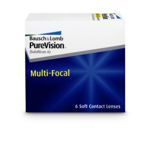 Bausch & Lomb Pure Vision Multifocal Contact Lenses