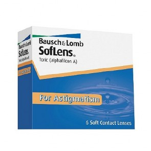 Bausch & Lomb Soflens Toric Contact Lenses