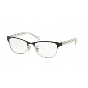 Coach 0HC5067 Eyeglasses Satin Black Silver/Crystal-9233